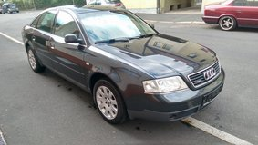 Audi A6 Quattro 2,8 V6 Bi-fuel Outstanding condition in Wiesbaden, GE