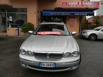 1YR WARRANTY - Automatic JAGUAR X-TYPE - Cars&Cars Military Sales by Chapel gate on the left in Vicenza, Italy