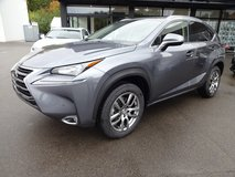 LEXUS 2016 NX 200T AWD, last 2 remaining at this rebated price! Only at Pentagon Car Sales in Ramstein, Germany