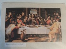 Last Supper Print on Canvas in Ramstein, Germany