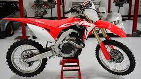 2017 HONDA CRF450R in Wilmington, North Carolina