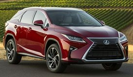 2017 Lexus RX 350 AWD's are arriving now!!! in Spangdahlem, Germany