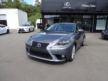 Lexus IS 250 AWD, Huge 2015 discounts!!!  Only at Pentagon Car Sales!!! in Spangdahlem, Germany
