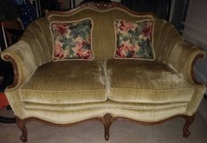 ANTIQUE LOVESEAT in Shorewood, Illinois