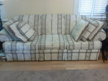 Sofa sleeper and love seat in Beaufort, South Carolina