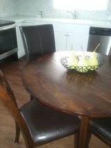 Dining table & 4 chairs in Mountain Home, Idaho
