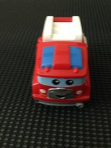 Mega Bloks Tiny N Tuff Buildables Firefighting Freddy Fire Truck in Yorkville, Illinois