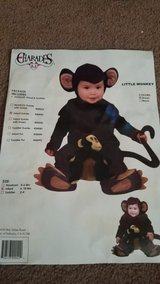 monkey costume 6-18 months in Hinesville, Georgia