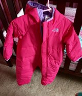 Infant north face in Joliet, Illinois