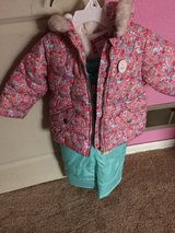 Carters 24mo snowsuit with matching jacket in Joliet, Illinois