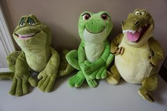 Disney Princess and the Frog Plush Doll Animals in Chicago, Illinois
