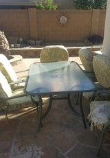 Outdoor Dining Set in Davis-Monthan AFB, Arizona