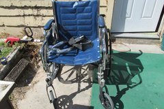 Invacare Wheel chair in good condition! in Houston, Texas
