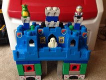 Mega Bloks Build N Play Castle in Yorkville, Illinois