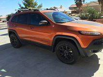 EXCELLENT 2014 Jeep Cherokee Trailhawk 4x4 in 29 Palms, California