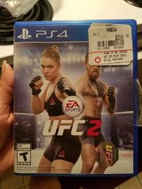 UFC 2 for PS4 in Fort Polk, Louisiana