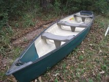 Canoe - 3 person,  16 foot fiberglass in Houston, Texas