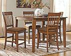 ASHLEY Counter Height Dining Room Table in Lackland AFB, Texas