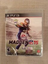 PS3 Madden NFL 15 in Rolla, Missouri