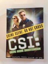 CSI The Complete Third Season in Naperville, Illinois
