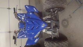 2005 Yamaha Raptor 350 in Barstow, California