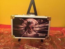 Brand New Pirate Skull pencil/supply/storage box in Morris, Illinois