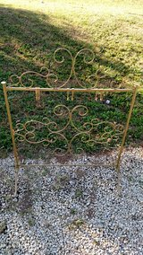 Wrought iron Fireplace screen in Fort Riley, Kansas