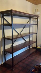 Solid Wood Rosewood Bookshelf from European Country Living in Ramstein, Germany