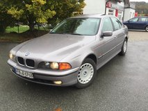 Bmw automatic 523i brand new inspection free delivery in Hohenfels, Germany