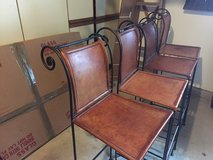 Bar Stools four of them, set of 4 in Glendale Heights, Illinois