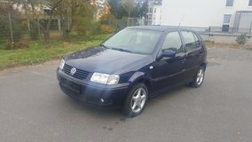 Great gas saver Vw Polo Sport 1,4 TDI A/C in Ansbach, Germany