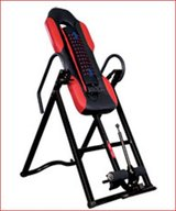 Deluxe Inversion Table with Built-In Heat/Massage in Alamogordo, New Mexico