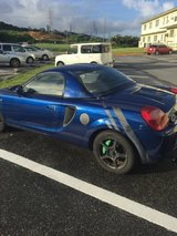 Toyota MR2 2003 with Hard and Soft Tops in Okinawa, Japan