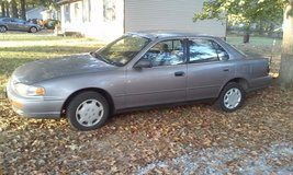 Toyota Camry cash or trade 4truck/4wd SUV in Fort Campbell, Kentucky