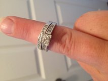 Wedding ring set in Fort Knox, Kentucky