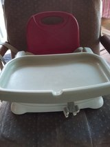 Fisher Price Booster Seat in Beaufort, South Carolina