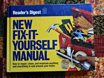 NEW Readers Digest Fix It Yourself Manual - How To Repair Anything in Morris, Illinois