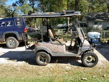2004 club precedent deer hunting buggy in Coldspring, Texas