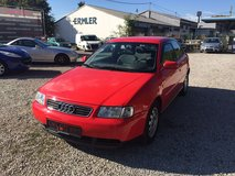 1998 Audi A3 1.8 automatic, Aircondition, new inspection in Baumholder, GE
