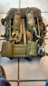Backpack w/frame in Fort Campbell, Kentucky