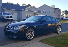 2009 G37 COUPE - 64K MILES in Fort Polk, Louisiana