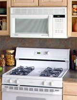 Hotpoint above range microwave in Mountain Home, Idaho