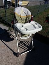 Highchair in Fort Riley, Kansas