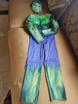 Incredible Hulk kids costume in Plainfield, Illinois