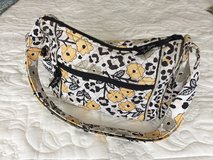 Vera Bradley purse Black & Gold in Quad Cities, Iowa