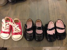Girls shoes sizes 3 in Kingwood, Texas