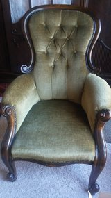 Antique french chair in Travis AFB, California