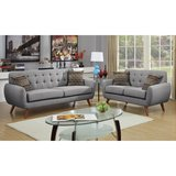 NEW! TUFTED SOFA LOVE in Vista, California