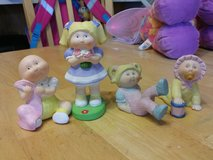 Cabbage Patch porcelain figurines in Batavia, Illinois
