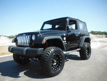 08 Jeep Wrangler X Lifted in Wilmington, North Carolina